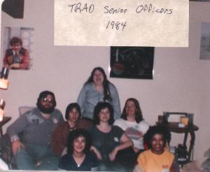 trad senior officers 1984